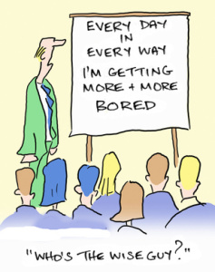 No one wants to lead boring meetings but many of us do.