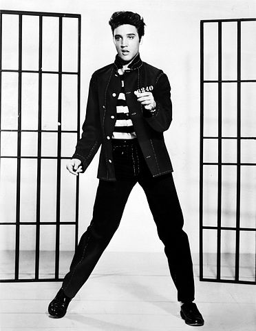 "If Elvis, ""The King"" admitted to being nervous before a concert and overcame it, you can too!"