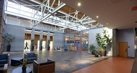 Grinnell Atrium