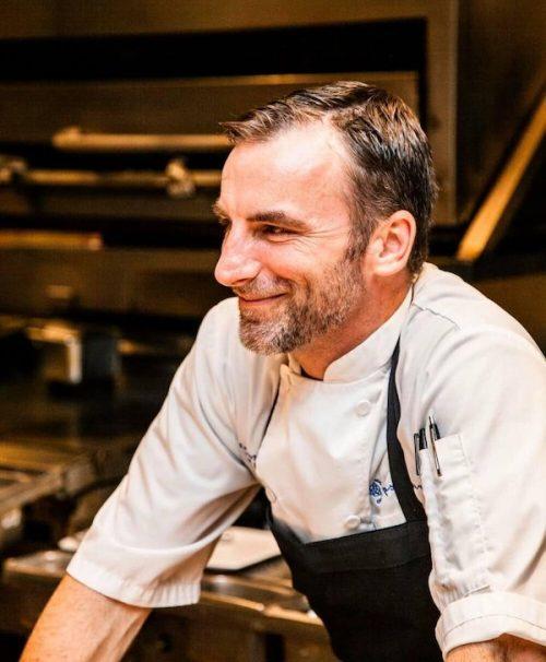 Chef Sam Diminich