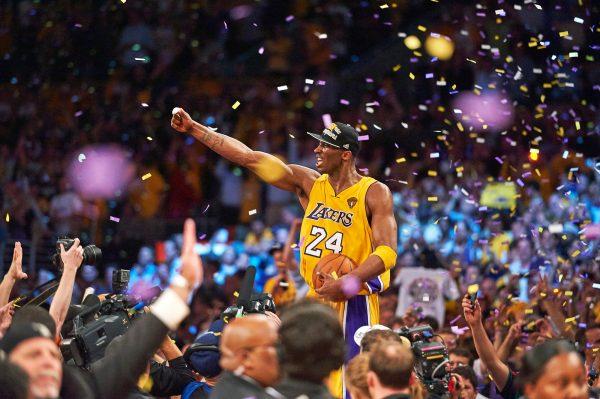 Kobe Bryant 2010 NBA Finals Champion